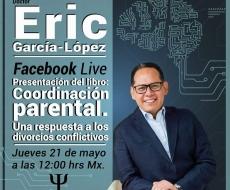 """Eric García-López - Presentación del libro """"Coordinación Parental: Una respuesta a los divorcios conflictivos"""""""